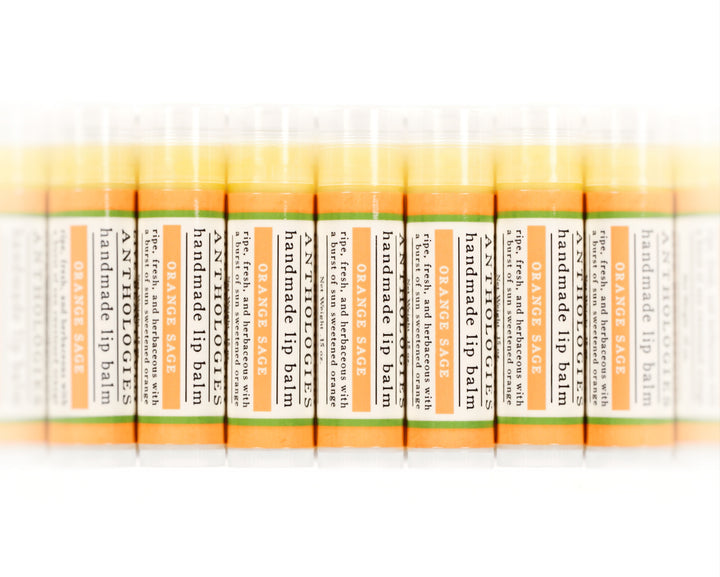 ORANGE SAGE GOURMET HYDRATING LIP BALM