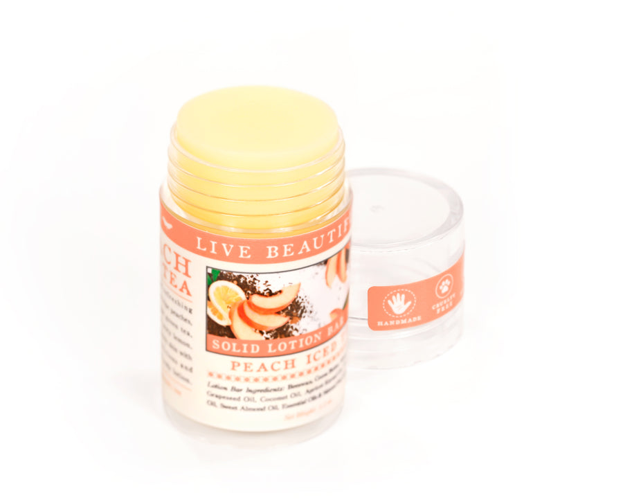 Peach Iced Tea Dry Skin Balm