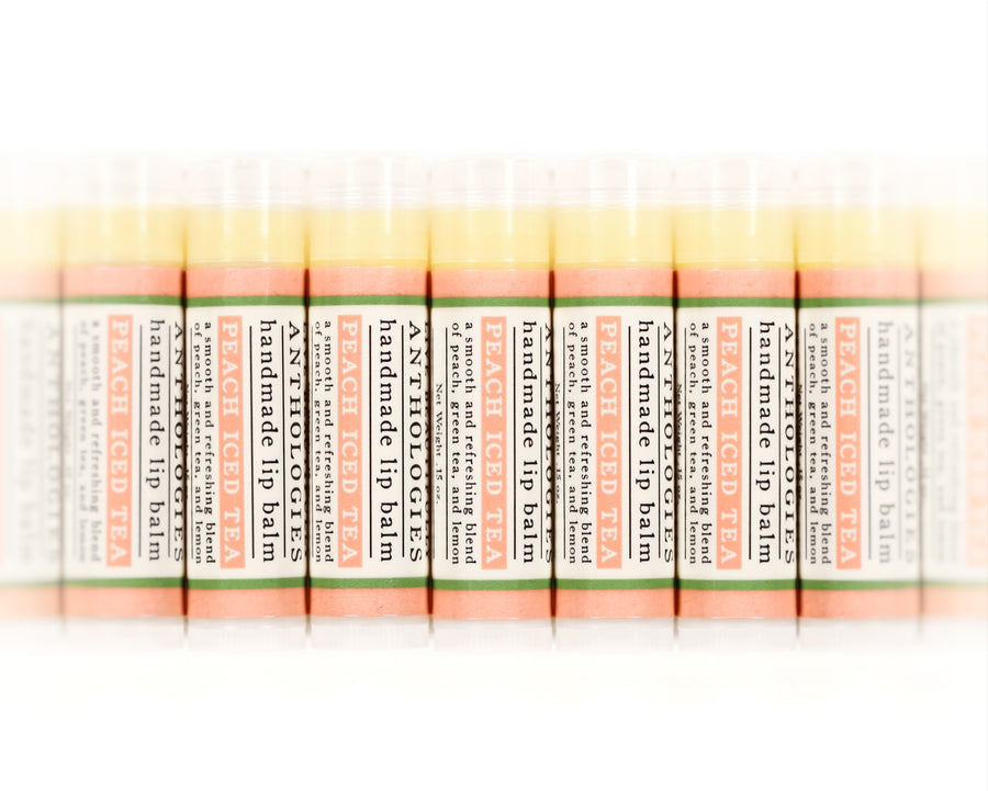 PEACH ICED TEA GOURMET HYDRATING LIP BALM