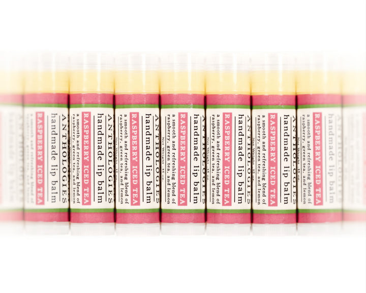 RASPBERRY ICED TEA GOURMET HYDRATING LIP BALM