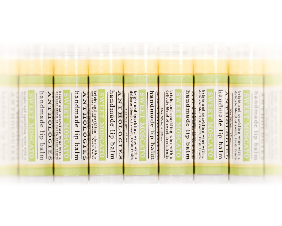 SWEET MOSCATO GOURMET HYDRATING LIP BALM