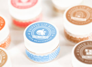 Whipped Lip Butter Icing For Lips