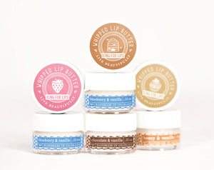 Whipped Lip Butter Shea Cocoa Dry Lip Care