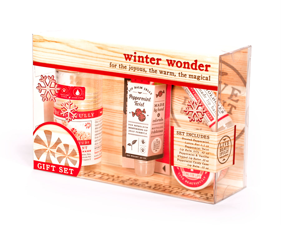 winter-wonder-gift-set-body-product-gift-idea-frosted-peppermint-lotion-twisted-peppermint-lip-balm-jelly-peppermint-cane-lip-balm-peppermint-whipped-lip-butter
