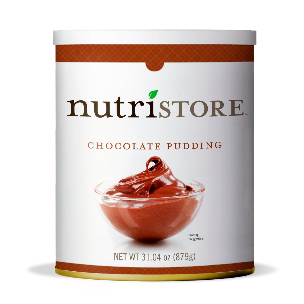 Chocolate Pudding - #10 Can