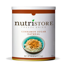 Load image into Gallery viewer, Cinnamon Sugar Oatmeal - #10 Can