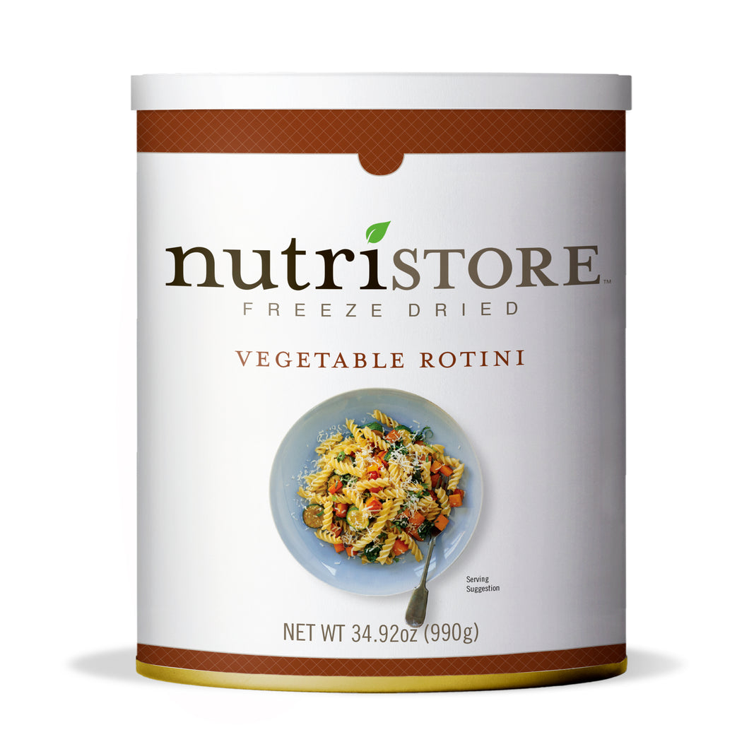 Vegetable Rotini - #10 Can
