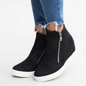 Casual Breathable Increasing Woman's shoes