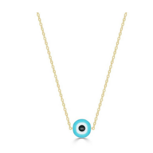 Evil Eye Bead Necklace