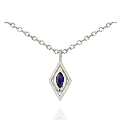 Leyah Necklace Silver