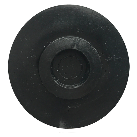 "2"" Black Spin Patch (1"" Hole Size)"