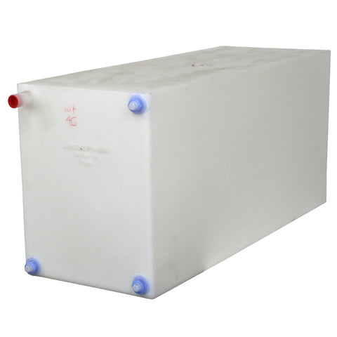 "30 Gallon RV Fresh Water Tank 34"" x 18"" x 12"" (T167)"