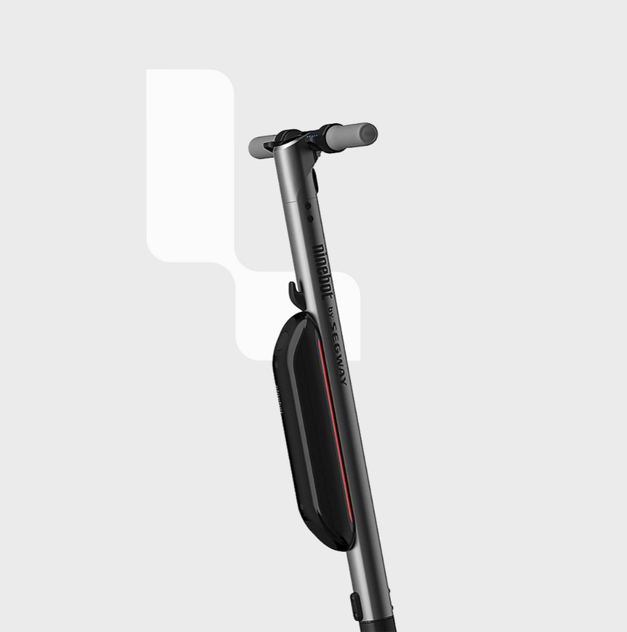 Ninebot Kickscooter external battery