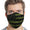 Tactical Flag Face Mask-Single Or 3 Pack