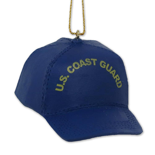 U.S. Coast Guard Hat Ornament