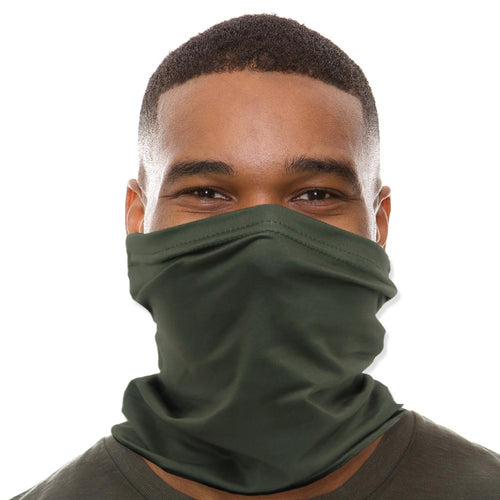 Neck Gaiter/Face Cover (OD Green)
