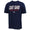 Coast Guard Under Armour 2C Semper Paratus Tech T-Shirt (Navy)