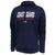 Coast Guard Under Armour 2C Semper Paratus Armour Fleece Hood (Navy)