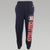 COAST GUARD CHAMPION FLEECE SWEATPANTS (NAVY) 1