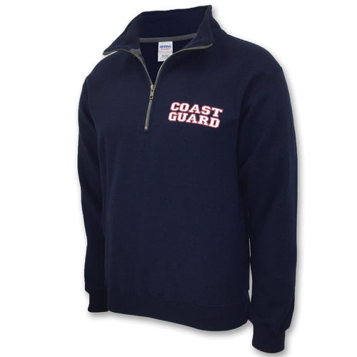 COAST GUARD 1/4 ZIP 2