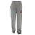 COAST GUARD CHAMPION OPEN BOTTOM SWEATPANT (GREY)