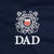 COAST GUARD DAD PERFORMANCE POLO (NAVY) 1