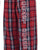 COAST GUARD FLANNEL PANTS (NAVY/RED)