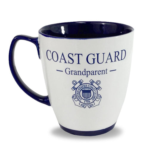 COAST GUARD GRANDPARENT MUG 1