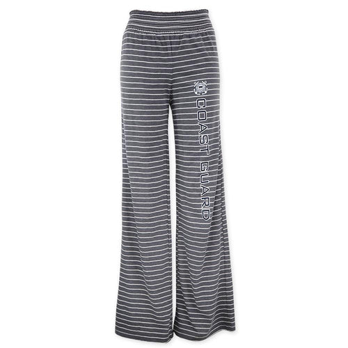 COAST GUARD LADIES MARGO STRIPED PANT (GRANITE) 3