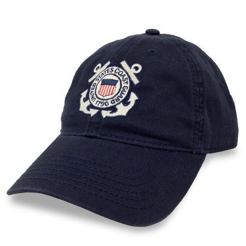 COAST GUARD LADIES SEAL HAT (NAVY) 3