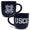 COAST GUARD MARBLED 17 OZ MUG (NAVY) 2