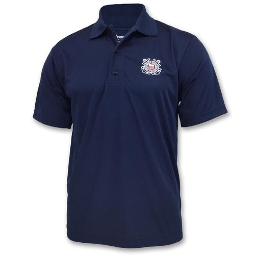 COAST GUARD PERFORMANCE POLO 4