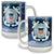 COAST GUARD SEAL COFFEE MUG 3