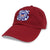 COAST GUARD SEAL HAT (RED) 4
