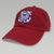 COAST GUARD SEAL HAT (RED)