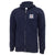 COAST GUARD SEAL LOGO FULL ZIP (NAVY)