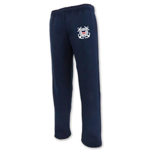 COAST GUARD SEAL LOGO SWEATPANT (NAVY)