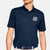 COAST GUARD SEAL UNDER ARMOUR PERFORMANCE POLO (NAVY) 2