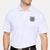 COAST GUARD SEAL UNDER ARMOUR PERFORMANCE POLO (WHITE) 2