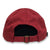 COAST GUARD SEAL VETERAN TWILL HAT (RED) 4