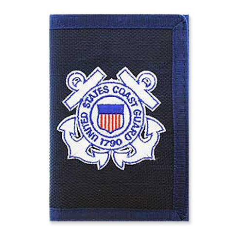 COAST GUARD SEAL WALLET 4