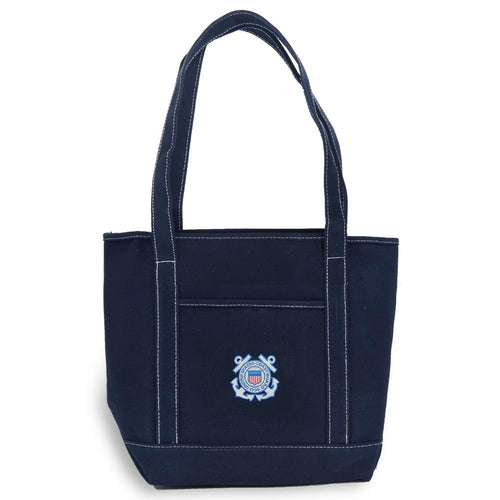 COAST GUARD SEAL YACHT TOTE (NAVY) 3