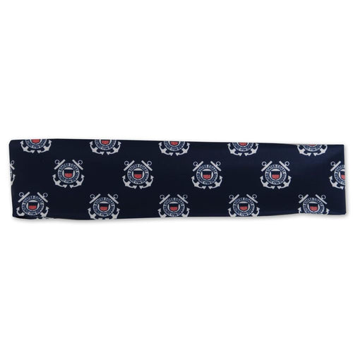 COAST GUARD SUBLIMATED HEADBAND 1