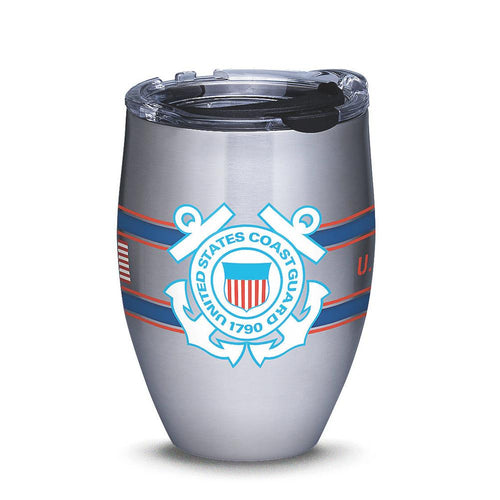 COAST GUARD TERVIS 12OZ STAINLESS STEEL TUMBLER