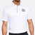 COAST GUARD TONAL SEAL UNDER ARMOUR TECH POLO (WHITE) 2