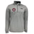 COAST GUARD UNDER ARMOUR ARMOUR FLEECE 1/4 ZIP (GREY)
