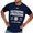 COAST GUARD UNDER ARMOUR DEFENDING FREEDOM TECH T-SHIRT (NAVY)