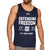 COAST GUARD UNDER ARMOUR DEFENDING FREEDOM TECH TANK (NAVY)