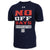 COAST GUARD UNDER ARMOUR NO OFF DAYS TECH T-SHIRT (NAVY) 1