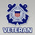 COAST GUARD VETERAN DECAL
